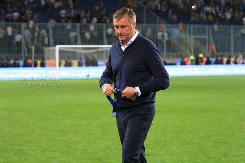 Колос нанес поражение Динамо в спарринге