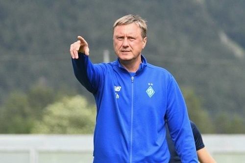 Александр ХАЦКЕВИЧ: «У Цыганкова и Соля травмы»