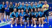Сборная Украины U-19 заняла третье место на ЧЕ в дивизионе II