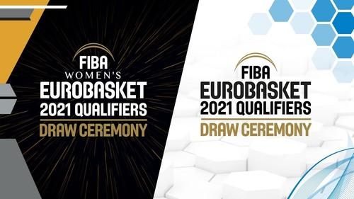 Жеребьевка отбора на Евробаскет-2021. Смотреть онлайн. LIVE трансляция