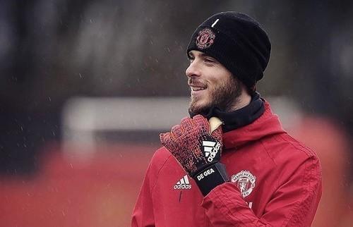 Де Хеа хочет стать капитаном Манчестер Юнайтед