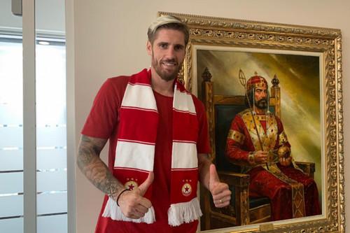 Софийский ЦСКА подписал контракт с испанским защитником