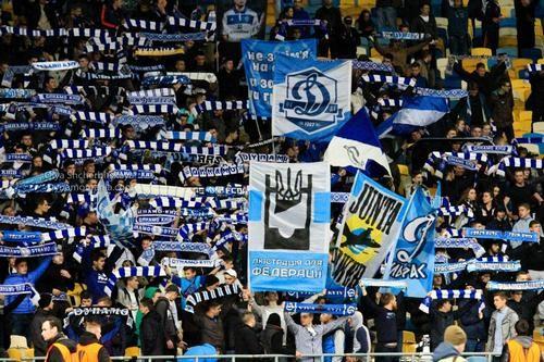 Фанаты Динамо массово атаковали страницу Брюгге в Инстаграме