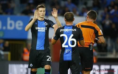 Футболисты Брюгге: «Нужно обыгрывать Динамо на своем поле»