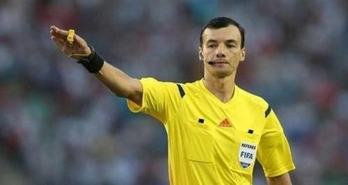 Сергей Бойко рассудит матч Лиги Европы АЗ Алкмар – Хеккен