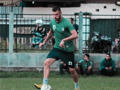 ВИДЕО. Бохашвили отметился голом в чемпионате Индонезии
