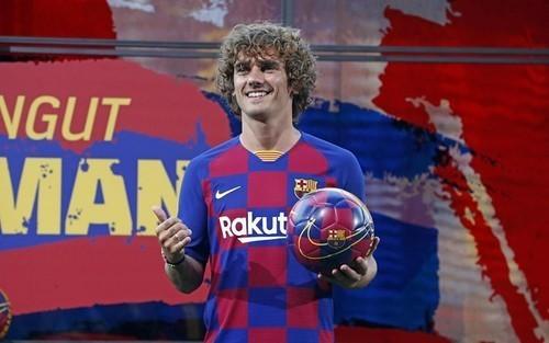 Антуан ГРИЗМАНН: «Дебют за Барселону получился смазанным»