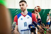 Святослав МИХАЙЛЮК: «Прибыл в сборную, чтобы подготовиться к сезону»
