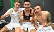 Лига чемпионов. Ференцварош, ЧФР Клуж и Марибор выиграли первые матчи
