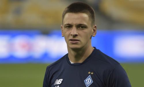 Динамо внесло Русина в заявку на сезон