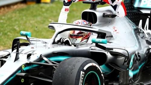 Мерседес на Гран-при Германии покажет новую расцветку болида