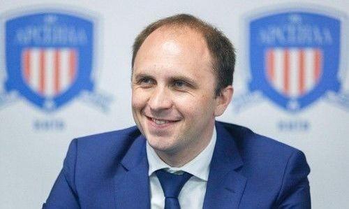 Александр МОСКАЛЕНКО: «Арсенал-Киев снялся не из-за финансов»