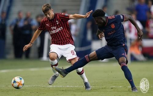 Милан 0 милан 0 тоттенхэм 1 1