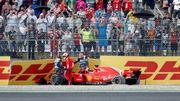 Гран-прі Німеччини. Драма Феттеля, боротьба Феррарі і Ред Булла