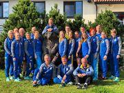 Женская сборная Украины завершила тренировочный сбор в Эстонии