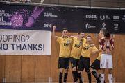 Украинские команды по футзалу стали призерами чемпионата Европы