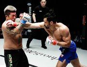 ВИДЕО. Бразильский боец UFC повторил трюк из фильма Матрица