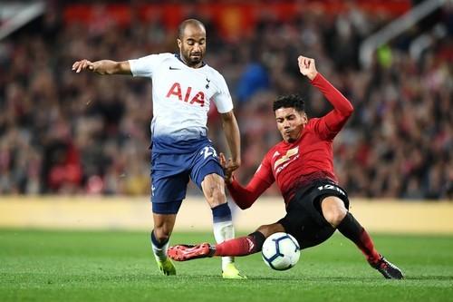 Манчестер Юнайтед выиграл у Тоттенхэма в Международном кубке чемпионов
