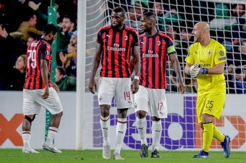 ФОТО. Милан презентовал выездную форму на новый сезон