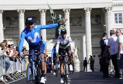 Тур де Франс. Кинтана выиграл первый альпийский этап