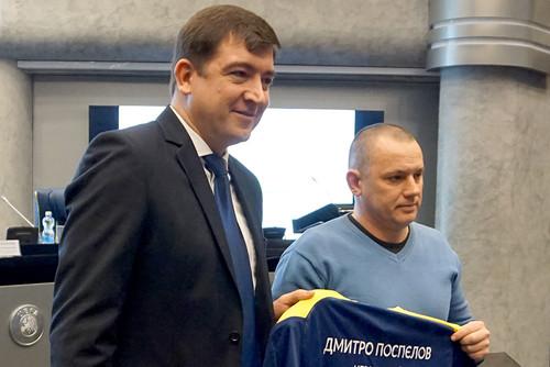 МАКАРОВ: «ФК Перемога поставили себя над футбольным законом»