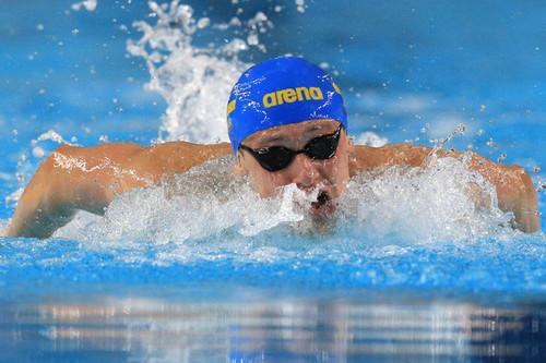Кесиль побил украинский национальный рекорд Силантьева