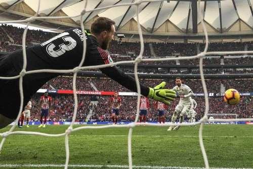 Где смотреть онлайн матч МКЧ Реал – Атлетико