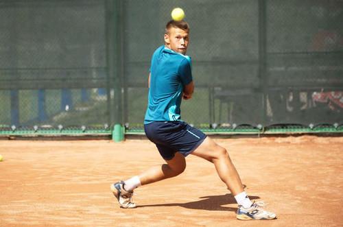 Маштаков сыграет в полуфинале турнира ITF
