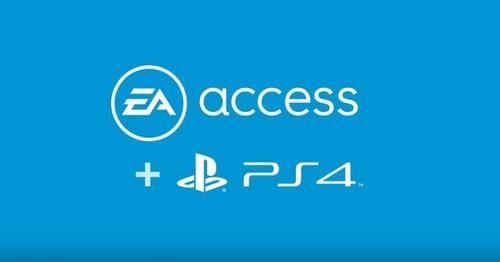 В Украине на PlayStation 4 вышла подписка EA Access