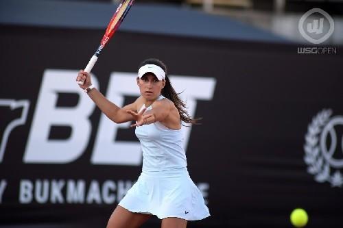 Познихиренко вышла в полуфинал турнира ITF в Москве