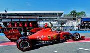 Феррари быстрее Мерседеса в самой жаркой практике сезона