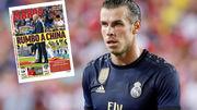 Marca: Гарет Бэйл согласился перебраться в Китай