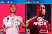 Азар и Ван Дейк будут на обложке FIFA 20