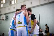 Сборные Украины U-23 уступили в финале Лиги наций 3х3 во Львове