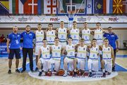 Евробаскет. Сборная Украины U-18 уступила Северной Македонии U-18
