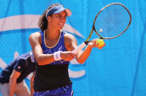 Страхова програла чвертьфінал турніру ITF в Москві