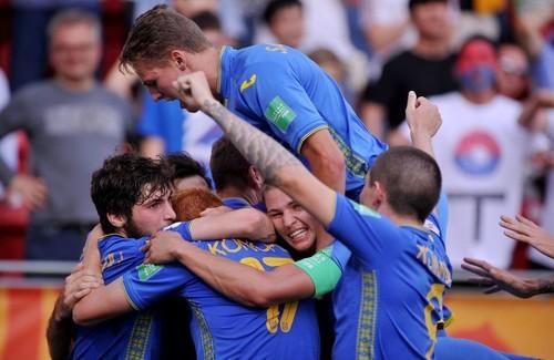Как сборная Украины ЧМ-2019 выиграла. Документальный фильм от ФИФА