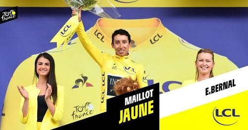 Этап Тур де Франс был прерван из-за погоды