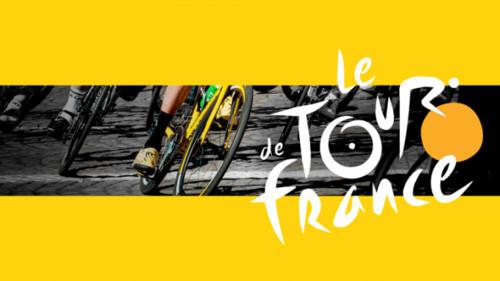 ВИДЕО ДНЯ. Оползень на трассе Тур де Франс