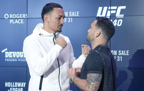 Где смотреть онлайн UFC 240: Макс Холлоуэй – Фрэнки Эдгар
