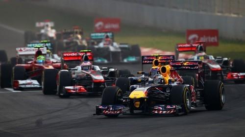 Формула-1. Гран-при Германии. Текстовая трансляция