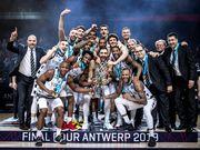 Баскетбольная Лига чемпионов завершилась триумфом Болоньи
