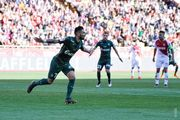 Монако — Сент-Этьен — 2:3. Видео голов и обзор матча