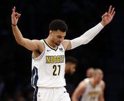 Курйозний кидок Мюррея - момент дня в НБА