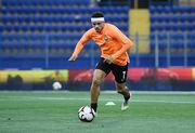 Тайсон пожаловался на опасную игру со стороны футболиста Львова