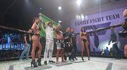 SRC. Бразилец Фалькао нокаутировал Покраяца в бою за титул