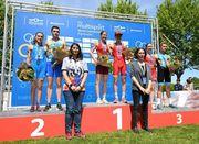 Триатлонисты Украины добыли три медали на ЧМ в Испании