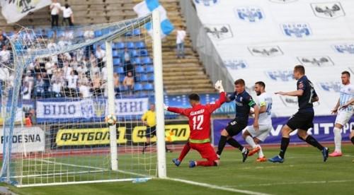 Десна - Черноморец - 2:4. Видео голов и обзор матча