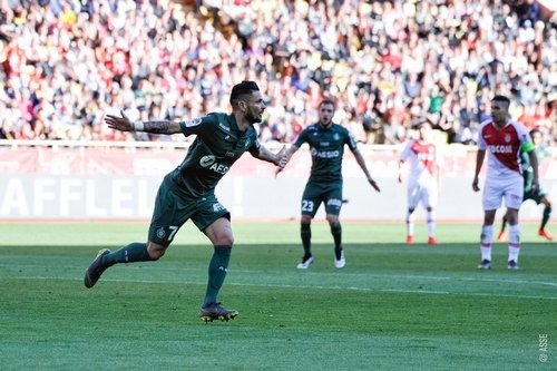 Монако — Сент-Етьєн — 2:3. Відео голів та огляд матчу