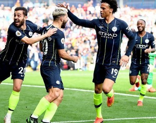 «Манчестер Сити» сЗинченко сделал предпоследний шаг кчемпионскому титулу